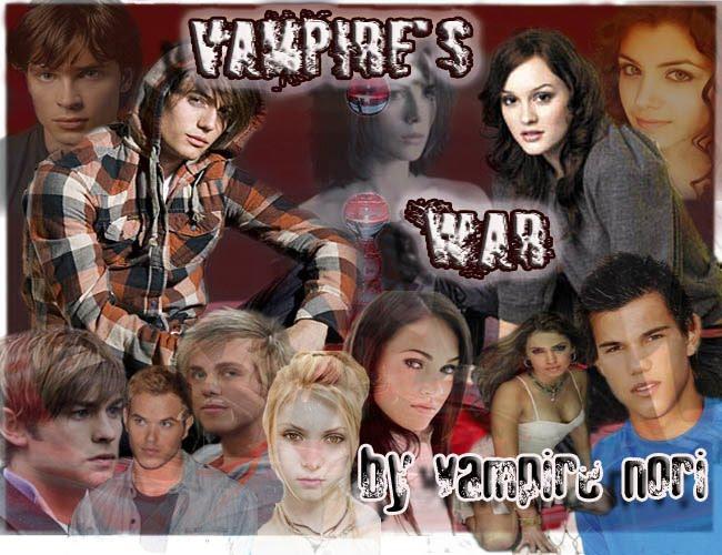 Vampire's War