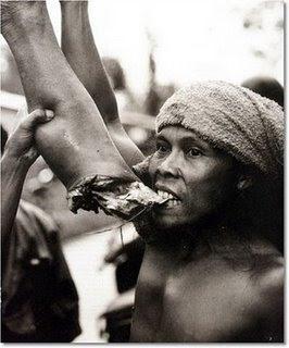 Aksi Kanibal, Demi Ritual Mendapatkan Ilmu