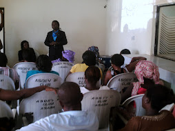 MDGs AND MICRO FINCANCE SENSITIZATION WORKSHOP