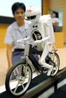 Seisakukun robot ciclista