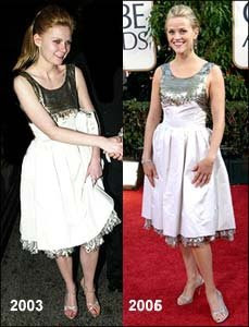 reese witherspoon, kirsten dunst