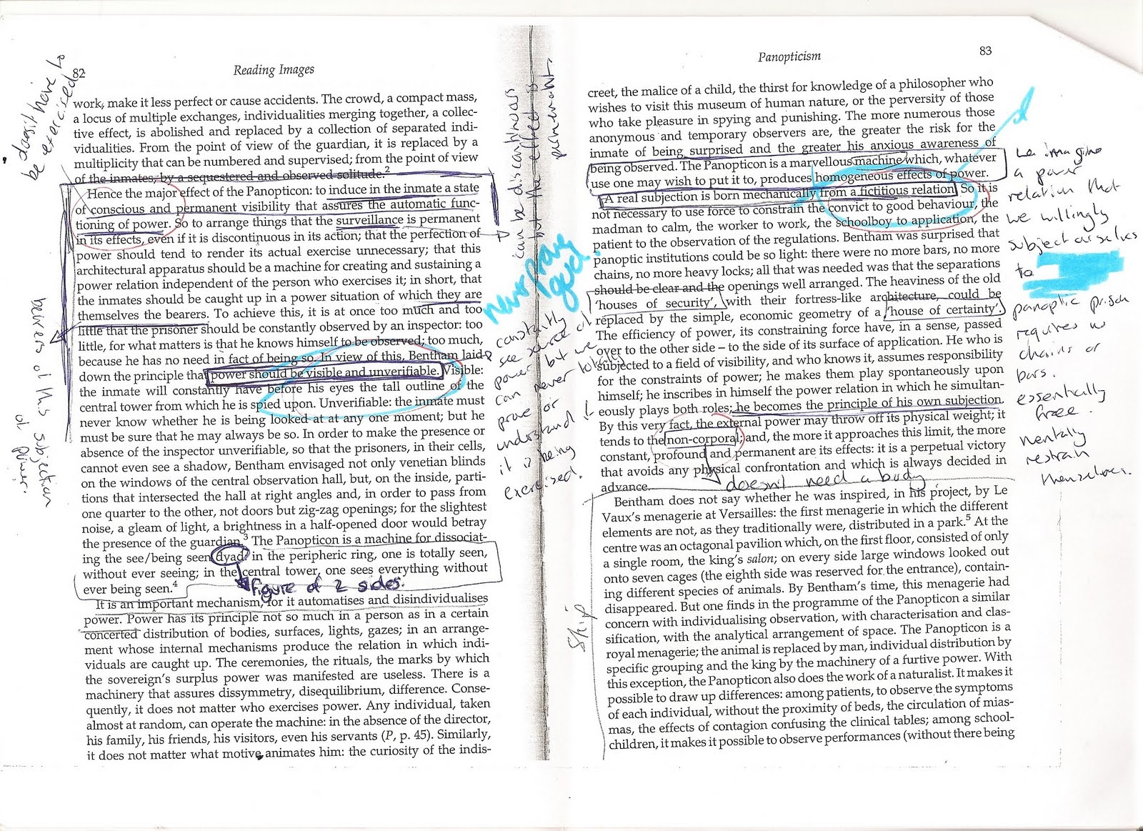contextual and theoretical studies essay reading michel foucault  essay reading michel foucault panopticism