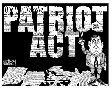 essays on the usa patriot act