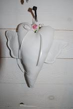 Lavendelhjärtan