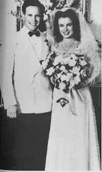 1er Matrimonio con Jim Dougherty 1942