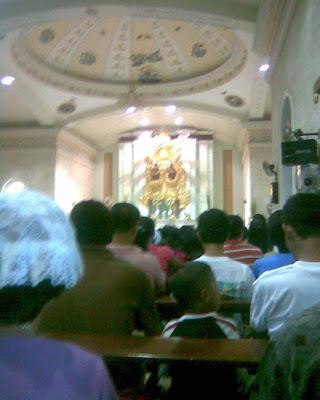 Talibon Bohol Cathedral