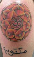 Tatuagem de Diogo