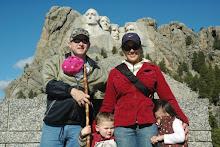 Mt Rushmore Trip