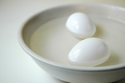 room temperature eggs