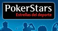 PokerStars Estrellas del deporte