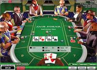 Mesa de poker online