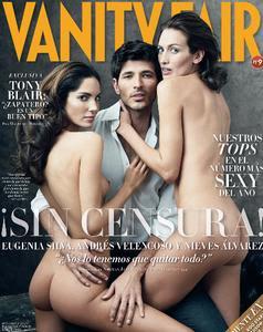 Eugenia Silva desnuda en Vanity Fair