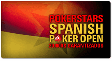 Spanish Poker Open en PokerStars