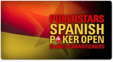 Spanish Poker Open en PokerStars