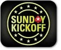 Sunday Kickoff PokerStars