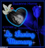 R.I.P. Suzanne Horne