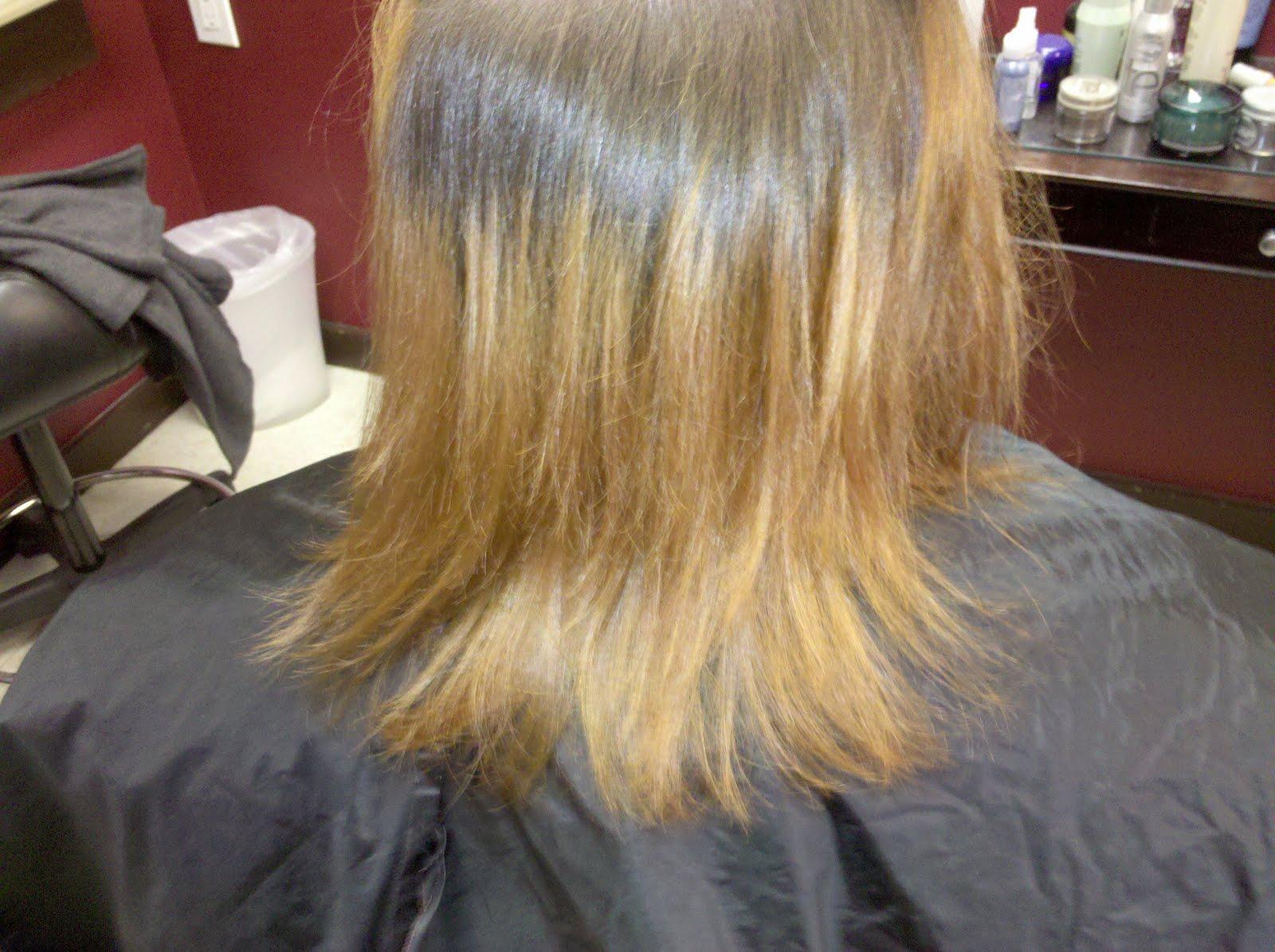 Daja hair color correction going darker daja hair nvjuhfo Gallery