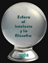 "Premio ""Esfera al intelecto y a la filosofía 2008"""