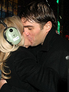 jenny mccarthy kiss