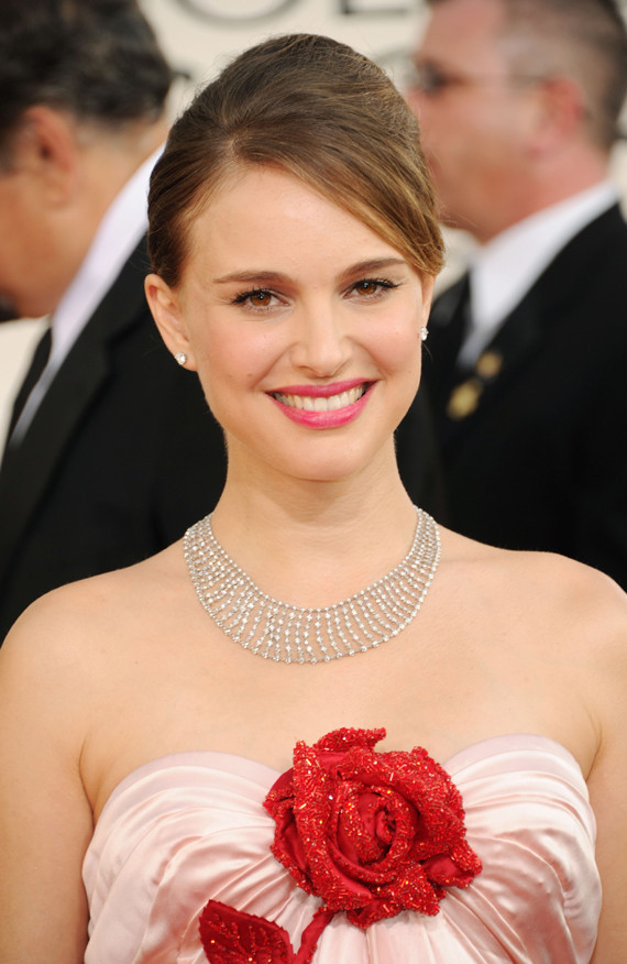 natalie portman and fiance at golden globes. Natalie Portman pics Golden Globe Nominations 2011!