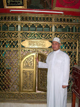 Makam Sayyidina Abdullah bin Harith (Sahabat Rasulullah) di Tanta