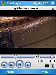 برنامج CorePlayer 1 30 91 sisx لش غ ل أي فيديو و بأي صيغة