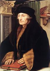 Desiderius Erasmus Roterodamus o también conocido como Erasmo de Rotterdam (1446-1536)