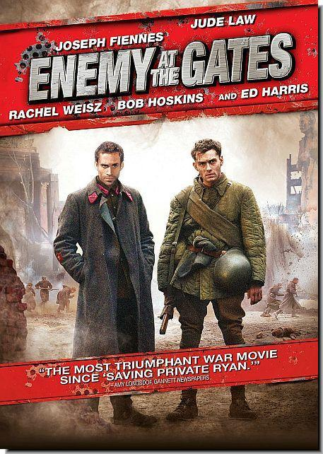 History World War 2 Best War Films 39 Enemy At The Gates 39