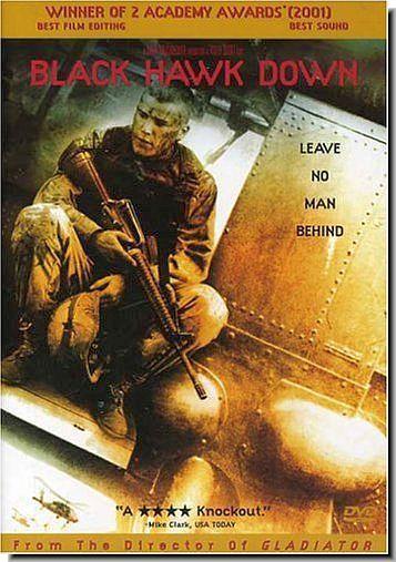 Best war films: 'black hawk down'