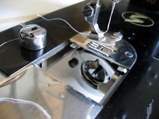 necchi sewing machine model bu 1951
