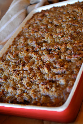 Praline Sweet potato casserole