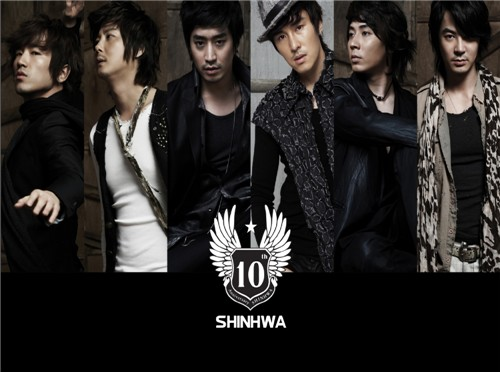 The Six Men In my Life - SHINHWA: January 2011