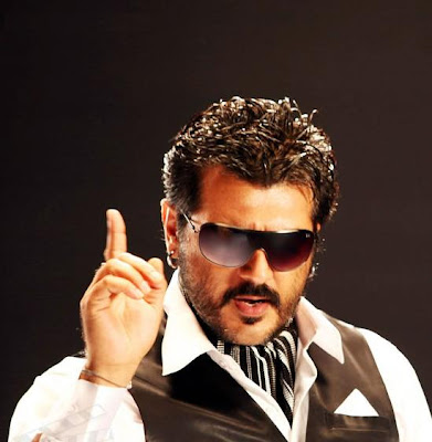 Ajith's Asal latest stills