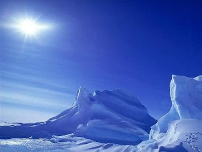 beauty of Antarctica