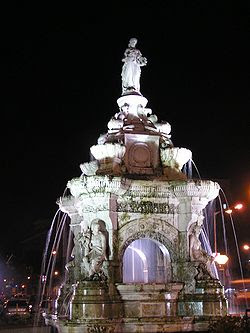 Flora Fountain - Mumbai