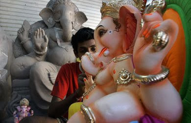Vinayaga Chathurthi celebration
