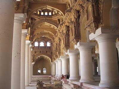 Thirumalai Nayakar Mahal, Madurai