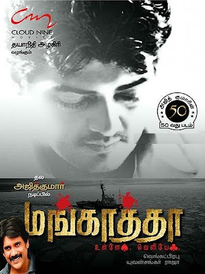 Ajith's Mangatha film still
