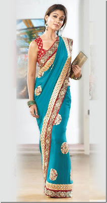 Pothys Diwali Designer Saree designs