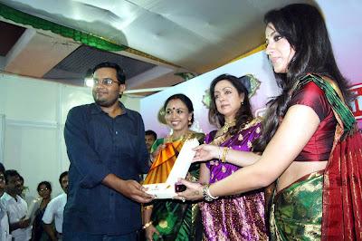 Trisha, Hemamalini and Sudharaghunathan