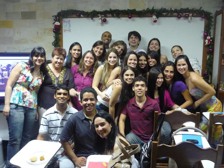 FORMANDOS CEFO  2009