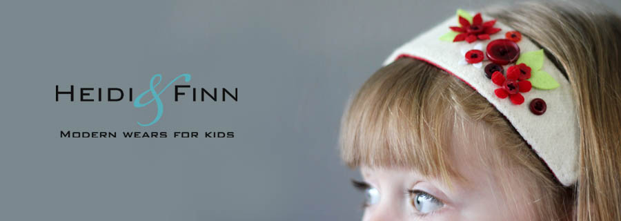 HeidiandFinn modern wears for kids