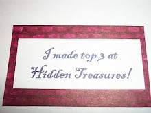 Hidden Treasures Challenge