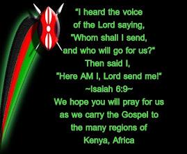 Africa for God