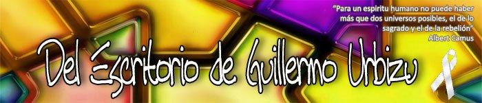Del escritorio de Guillermo Urbizu