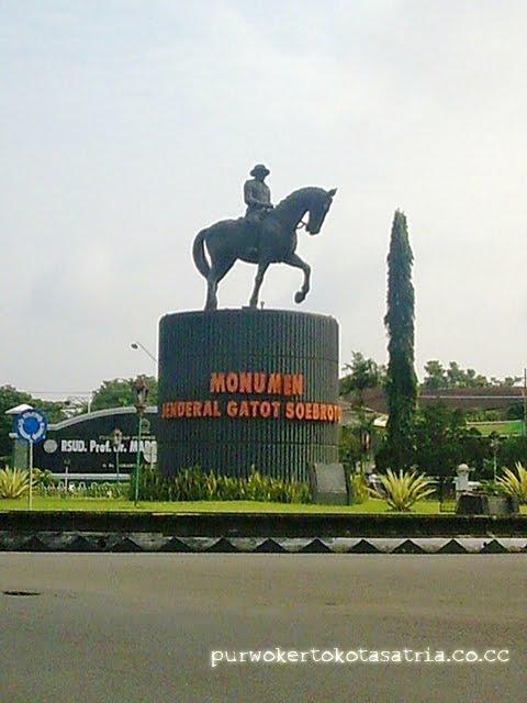 Monumen Jenderal Gatot Subroto