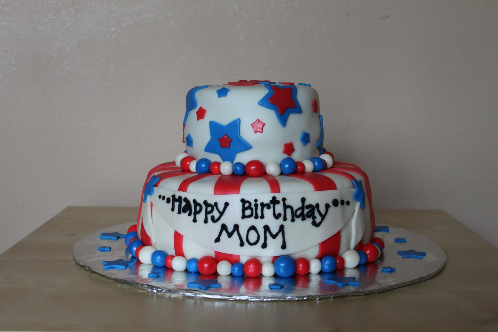 Cakes By Sheree 4th Of July Birthday Cake