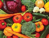 vegtables to eat with caumadin blood thinner
