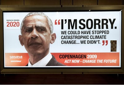 Greenpeace advertisement