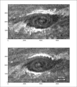 Cassini ISS/Del Río-Gaztelurrutia et al.